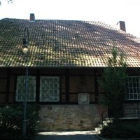 Altes Kutscherhaus ( build 1655 ), Линген