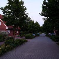 Eichhörnchenweg am Abend, Линген