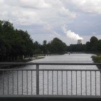 Atommeiler Lingen- Hanekenfähr, Линген