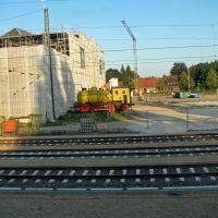 Dampfspeicherlok, Линген