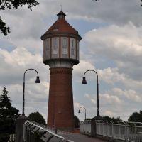 Alter Wasserturm zu Lingen/ Ems I, Линген