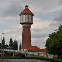 Alter Wasserturm zu Lingen/ Ems II, Линген