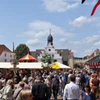 Lingen/ Ems, Makplatz, Kivelingsfest I, Линген