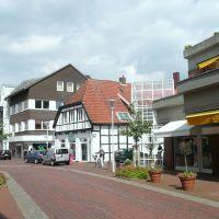 Lingen - Innenstadtansicht, Линген