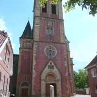 Lingen - kath.Kirchengemeinde St.Bonifatius, Линген