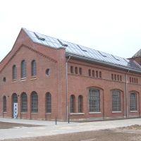 Ehemalige Schlosserei des EAW Lingen - 2004, www.archistories.com, Линген