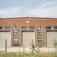 Halle 3 des EAW Lingen - 1990, www.archistories.com, Линген
