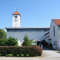 Kirche Peter und Paul, Мюльдорф