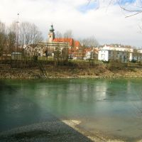 Mühldorf am Inn - (Inn River), Мюльдорф