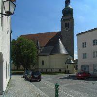 St. Nikolaus, Mühldorf, Мюльдорф
