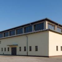 Tierzuchthalle, Мюльдорф