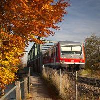 Mühldorf / Spaziergang (04.11.2012, Sonntag), Мюльдорф