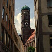 Frauenkirche, Мюнхен