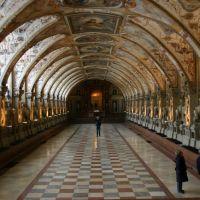 Antiquarium, Residenz, München, Bayern, Deutschland, Мюнхен