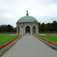 Germany - Munich - Hofgarten - Diana Temple, Мюнхен