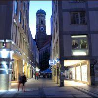 München, Frauenkirche, Мюнхен