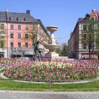 """Gärtnerplatz"" - The most colourful place in Munich, Мюнхен"