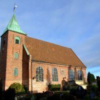 die Dreifaltigkeitskirche in Oldenburg-Osternburg, Ольденбург