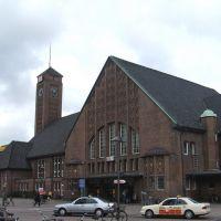 Oldenburg Hauptbahnhof, Ольденбург