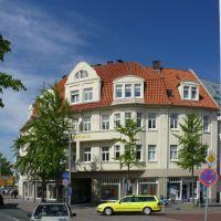 Oldenburg Stau Ecke Kaiserstraße Kaiserhaus, Ольденбург