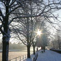 Winterly sun and shade, Ольденбург