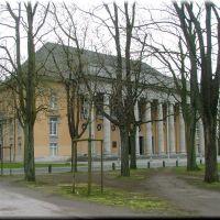 Oldenburger Parlamentsgebäude, Ольденбург