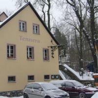 Gaststätte Tennera, Плауен