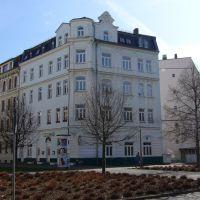 Gasthaus Sternplatz, Плауен