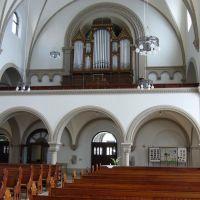 Herz Jesu Kirche, Плауен