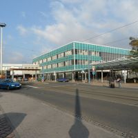 Oberer Bahnhof in Plauen/Vogtl., Плауен