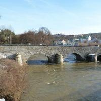 alte Elsterbrücke, Плауен