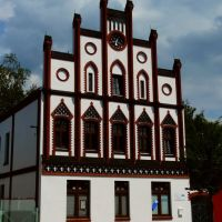 Germany_Mecklenburg_Teterow_neo-gothic house_P1230329.JPG, Тетеров