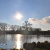 Über den See---- der Sonne entgegen, Тетеров