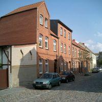 Gartenstraße, Тетеров