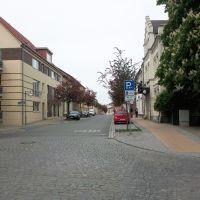 Rostocker Straße, Тетеров