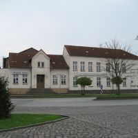 Das ehemalige Kulturhaus, Тетеров