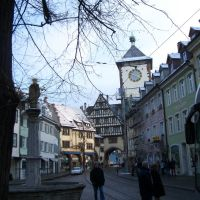 Schwabentor, Freiburg, Фрайбург