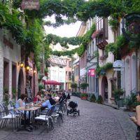 Freiburg, Konkviktstraße  ¦ pilago, Фрайбург