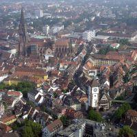 Altstadt Freiburg, Фрайбург
