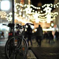 Typisch für den Freiburger Weihnachtsmarkt, Фрайбург