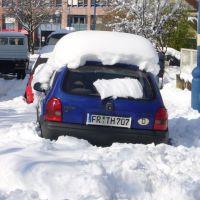 Freiburg nach dem Schneefall ¦ pilago, Фрайбург
