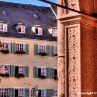 Freiburg Das Historische Kaufhaus, Фрайбург