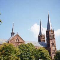 Freiburg im Breisgau, Johanniskirche, Фрайбург
