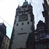 Freiburg Martinstor, Фрайбург