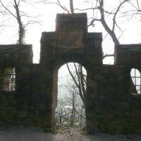 Eingang zum Weinberg am Schloßberg Freiburg im Breisgau, Фрайбург