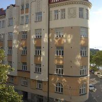 Nice reflection, Хельсинки
