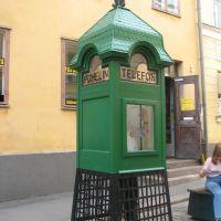 Phone-Booth / Helsinki, Хельсинки