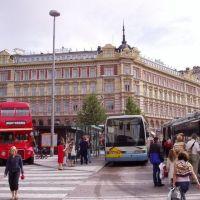 354 Helsinki, Gebäude am Ende der Esplanade, Хельсинки