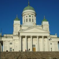 Helsinki Cathedral, Хельсинки