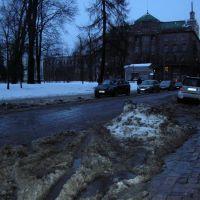 February slush, Хельсинки